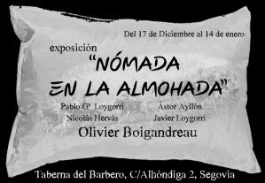 Exposición de cuadros poéticos desde el 17 de Diciembre hasta el 14 de Enero.